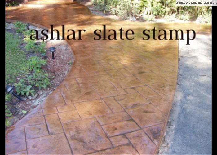 stamped sidewalk 468 px